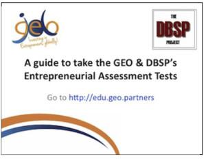 Assessment heading